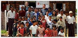 Projekte in Burma